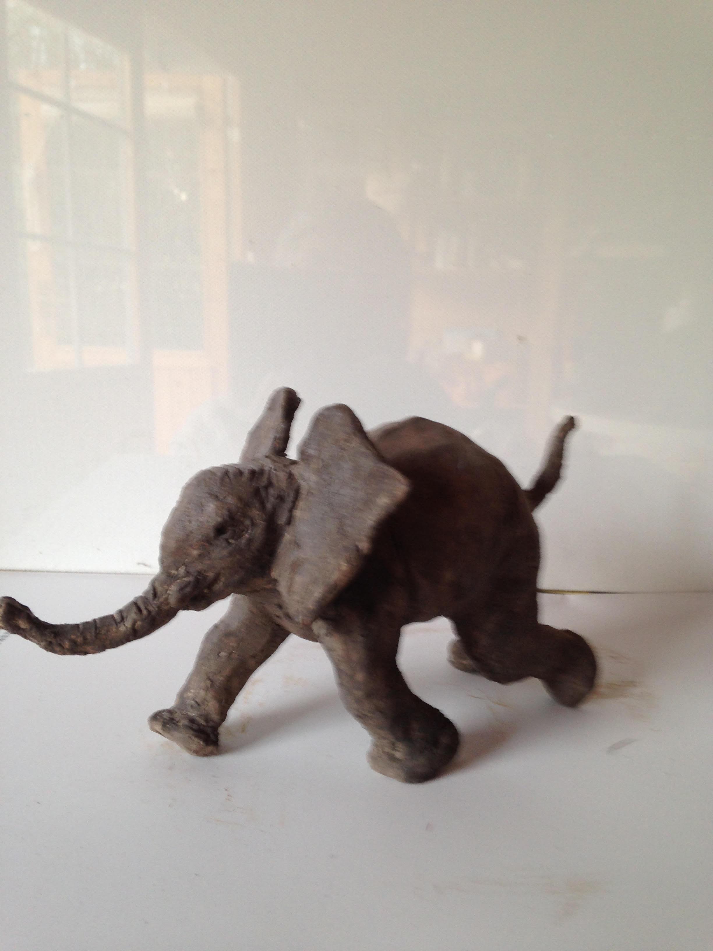 elephant-coureur