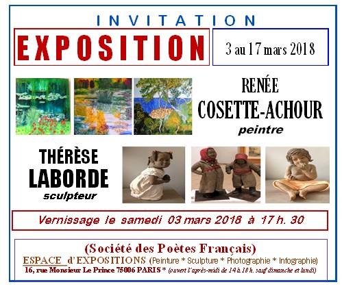 invitation mars 2018